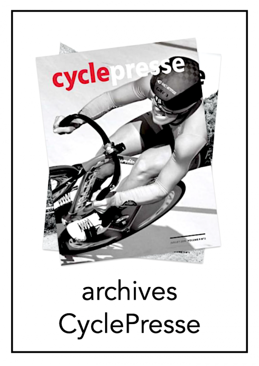 Archives CyclePresse
