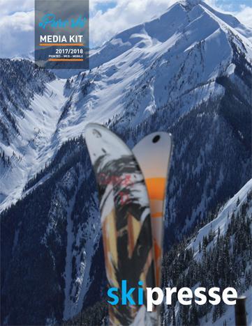 SkiPresse - Media kit 2017