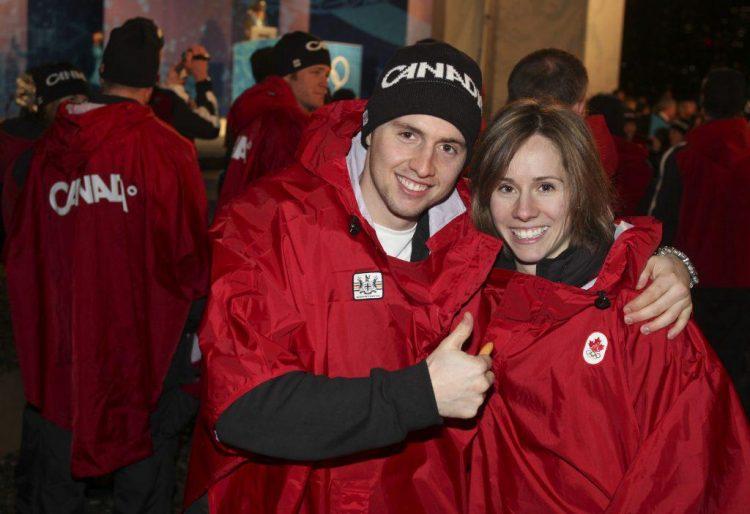 Jennifer Heil et Alexandre Bilodeau au Panthéon des sports