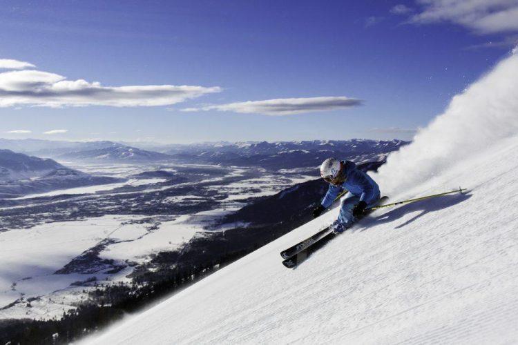Du ski fabuleux chez les cowboys