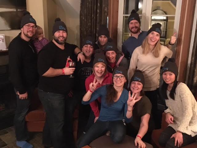 Mont Tremblant – 9 décembre 2016 – Première expérience au 24H de Tremblant !!!