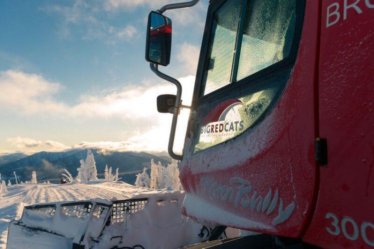 24 janvier 2016 – Du Cat-Ski en Colombie-Britannique