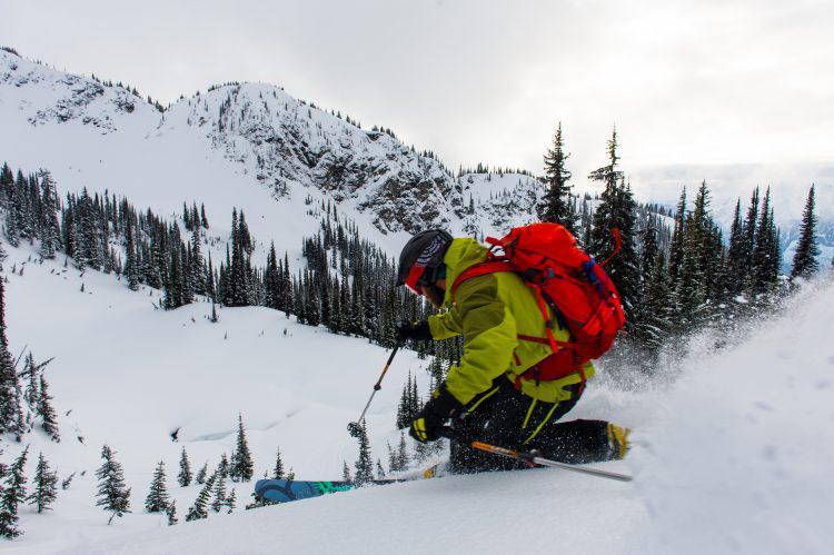 Xalibu : des skis québécois à la conquête de l'arrière-pays