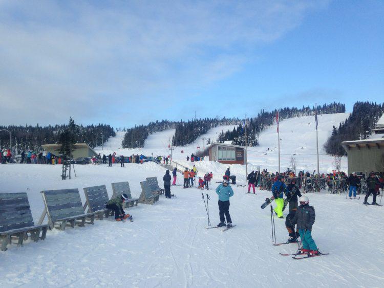 28 décembre – Le Massif de Charlevoix – Une montagne surprenante comme toujours.