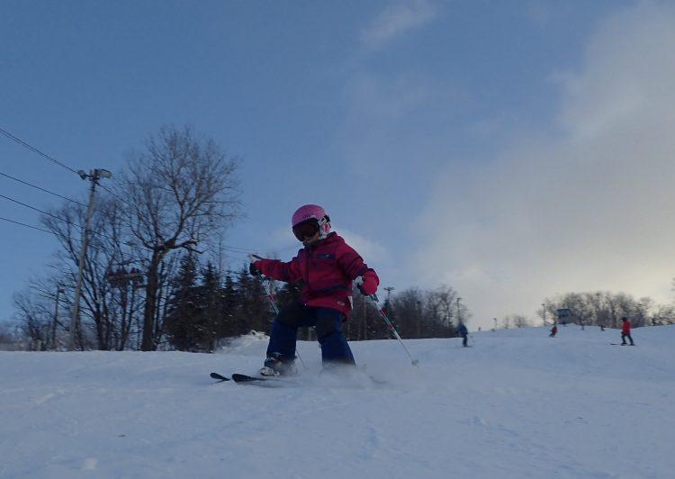 11 Décembre, Station de ski Le Relais