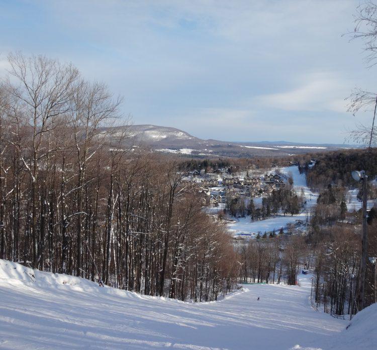 2 janvier 2017 – Ski Bromont