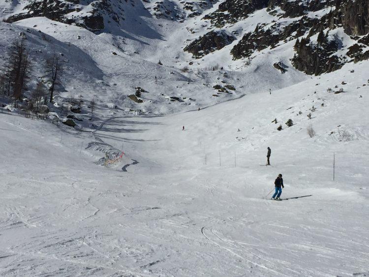 25 janvier 2017 – Voyage de ski à Chamonix – Jour 3