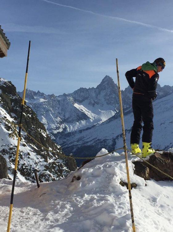 23 janvier 2017 – Voyage de ski à Chamonix jour 1