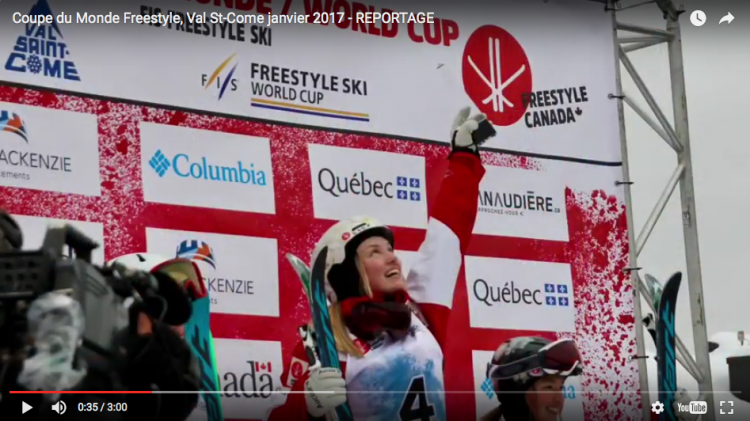 Val Saint-Côme : une Coupe du monde dominée par les Québécois