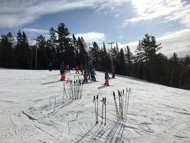 4 février 2017 – Val Saint-Côme – Journée en deux temps !