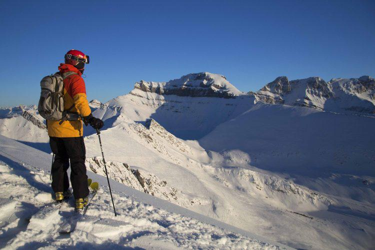 February 21, 2017 – Lake Louise – Just another wonderful ski day!