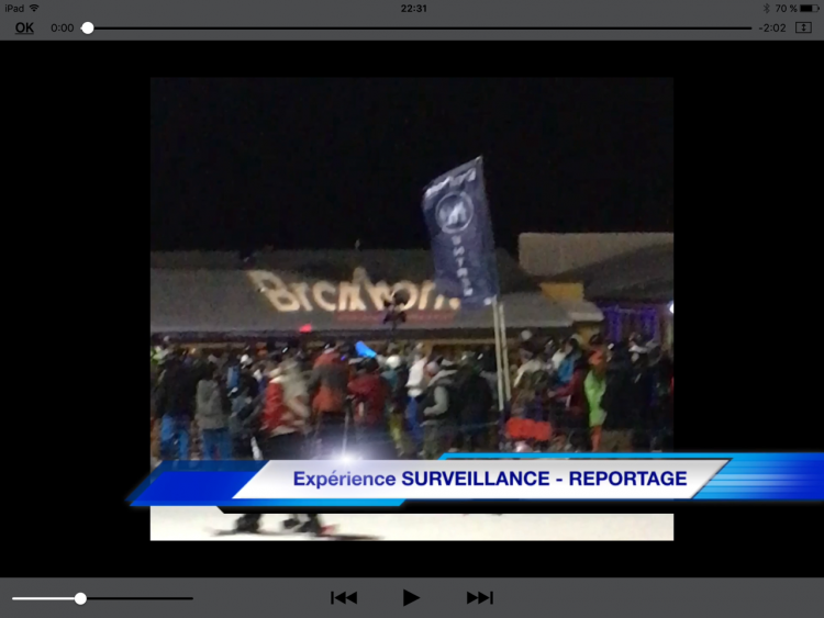 Les dessous de Surveillance à Bromont