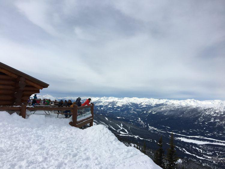 20 mars 2017 – Whistler Blackcomb, B.C. – Jour 2 : Blackcomb Glacier et 7th Heaven en plein soleil !