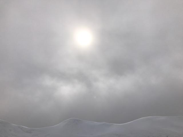 11 mars 2017, Le Massif de Charlevoix, Galarneau se fait timide…!