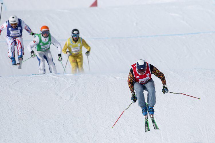 Christopher Del Bosco prêt à dominer le ski cross en 2017