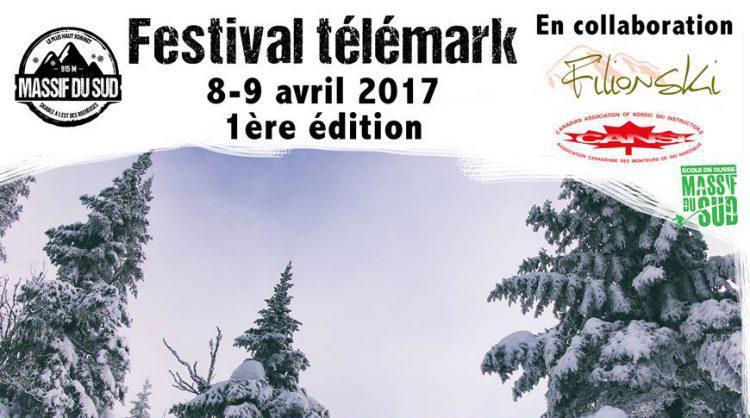Festival de télémark au Massif du Sud