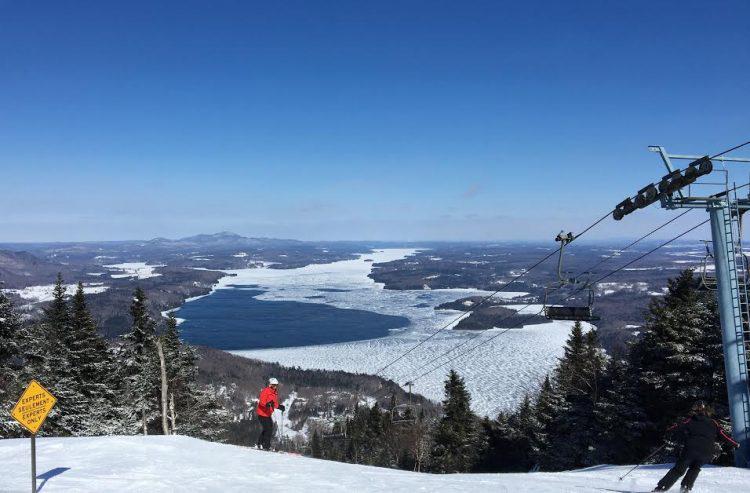 4 mars 2016, Mont Olws'head, belle journée sous le soleil !