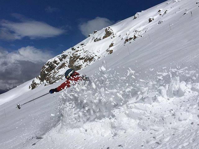 20 avril 2017- Lake Louise – La saison de ski n'est pas terminée!