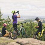 Journée démo par Vélo Chicoutimi