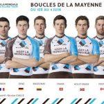 Boucles de la Mayenne : Hugo Houle « un début de saison constant »