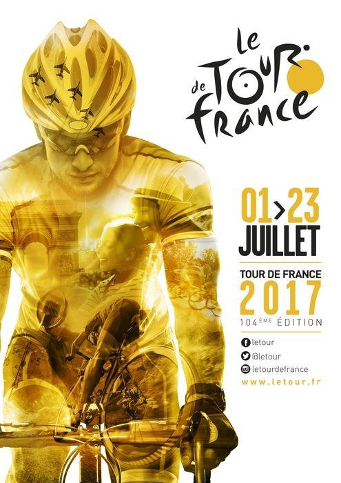 Le Tour de France 2017 en chiffres