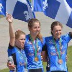 Jeux du Canada : Le Québec, la province à battre en cyclisme