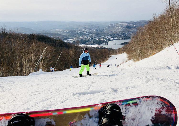Mont Tremblant, Tout un début de saison !!!  3 Décembre 2017