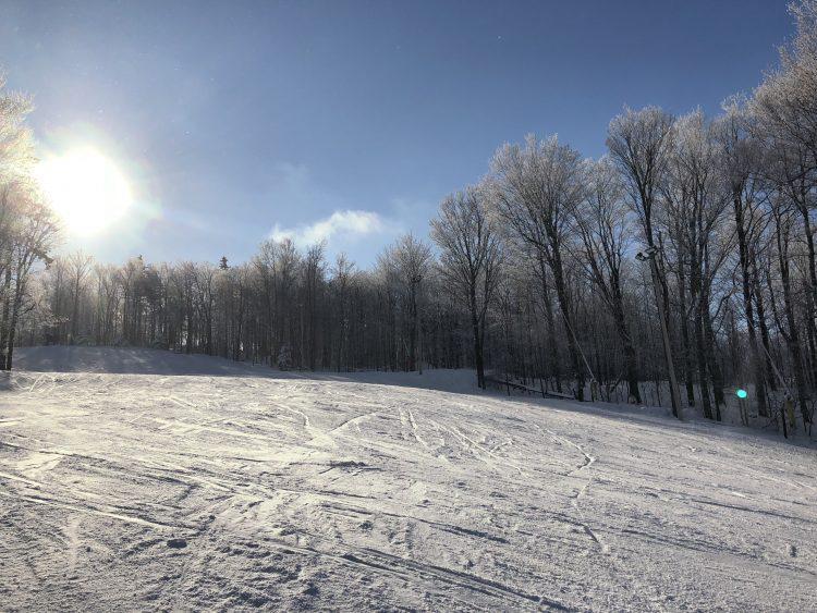 Ski Bromont – L'hiver est arrivé sur nos montagnes !! – 17 décembre 2017