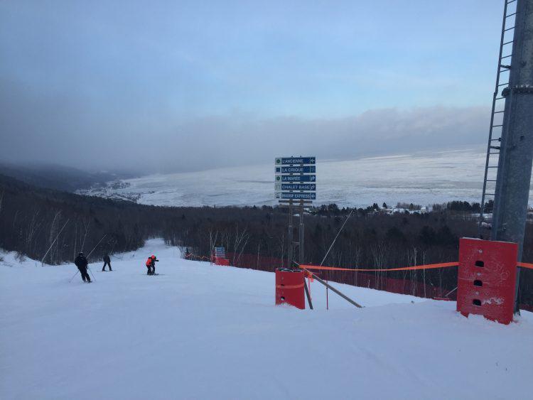 Le Massif de Charlevoix – C'est l'hiver, le vrai – 29 décembre 2017