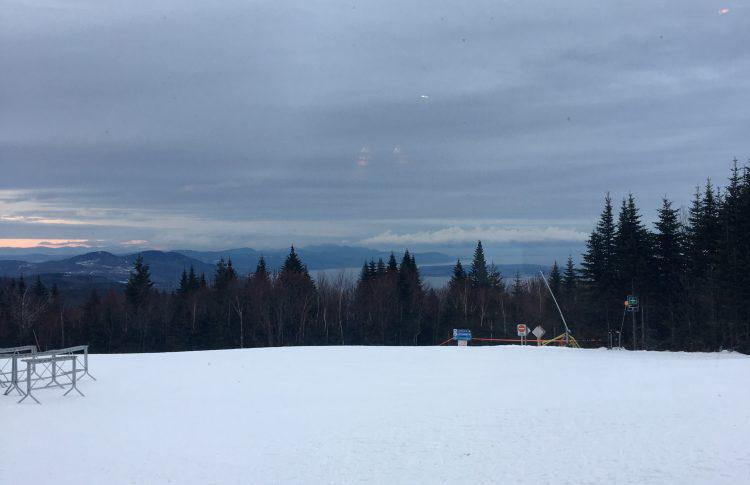 Massif de Charlevoix, Toujours aussi incroyable! 09-12-2017