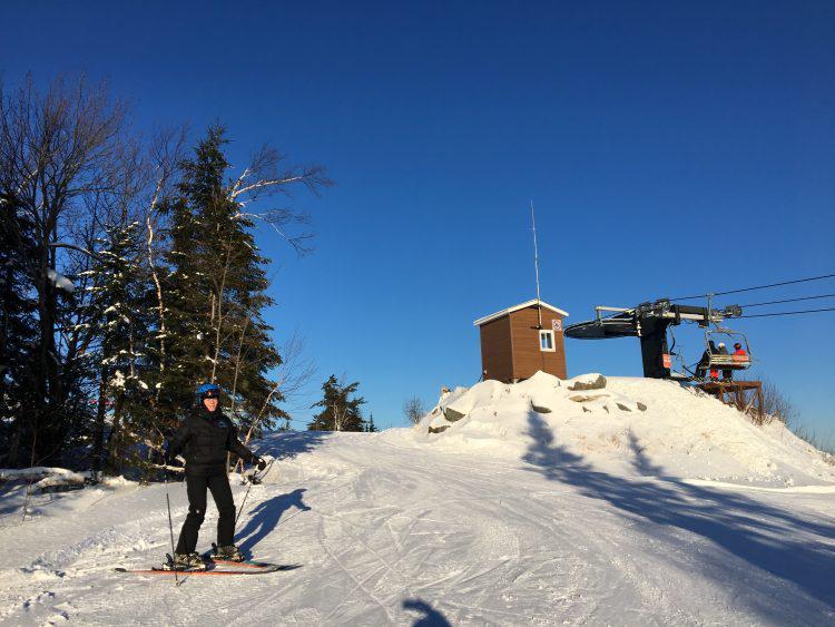 Val Saint-Côme – Le 1000 pieds est ouvert !!! – 27 décembre 2017