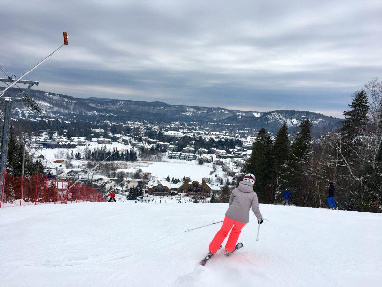 Mont St-Sauveur – Bottes de ski et martinis – 27 janvier 2018
