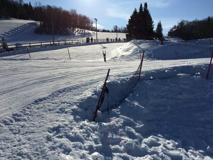 Mont Gabriel – Ski, maternelle et cursus scolaire! 30 janvier 2018