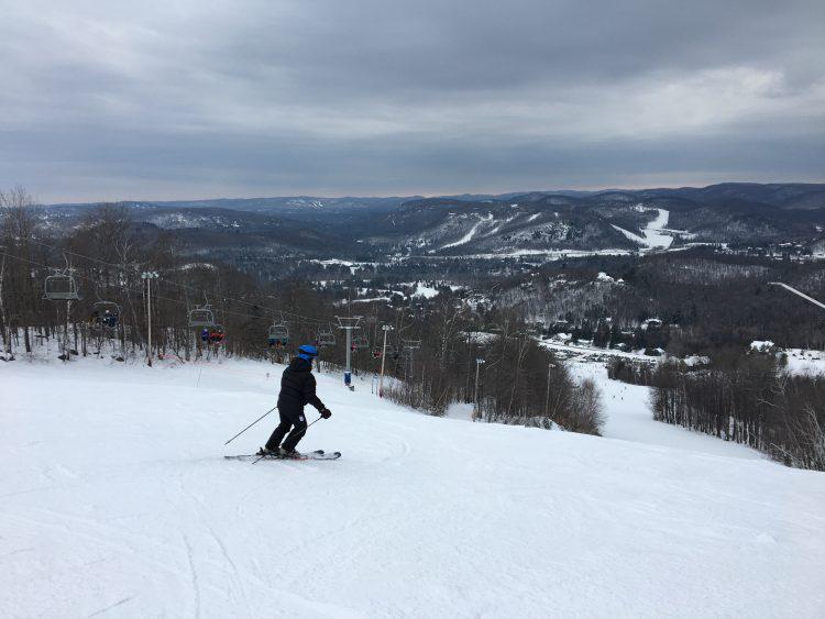 Mont Olympia MSSI – Toute une redécouverte ! – 27 janvier 2018