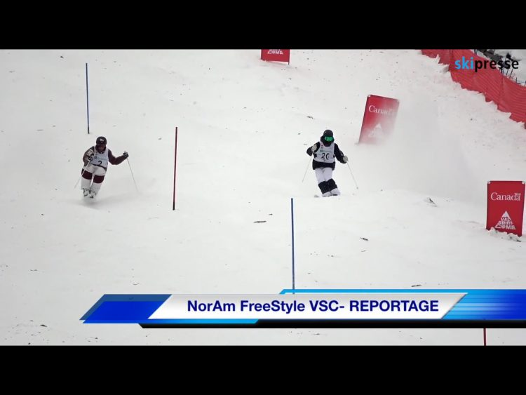 NorAm FreeStyle Val St-Come – REPORTAGE