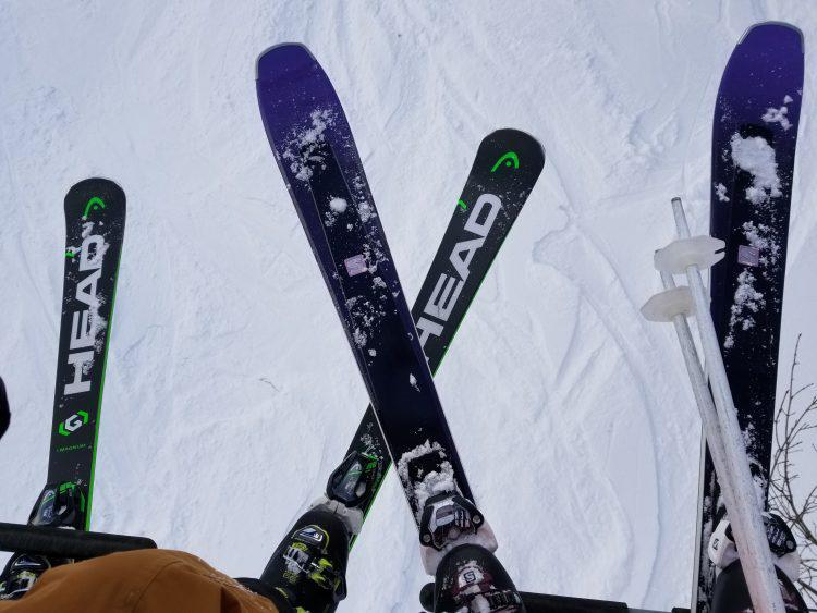 Mont Blanc, Journée Super démo, 3 février 2018