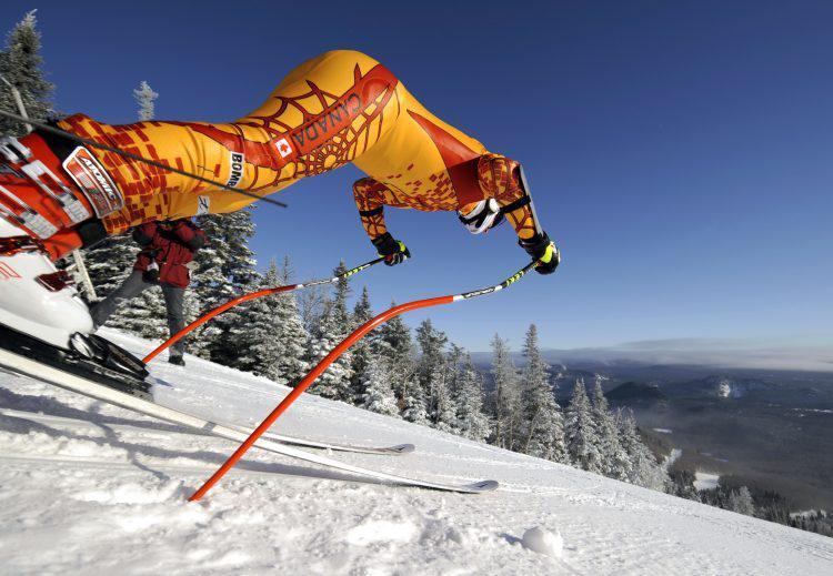 Erik Guay, un grand skieur ! – ENTREVUE