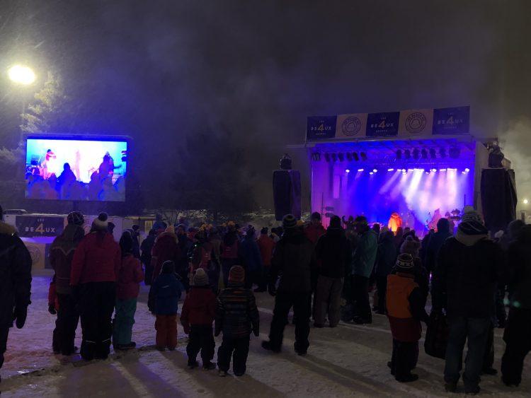 Mont St-Sauveur-Skier pour la cause-3 février 2018