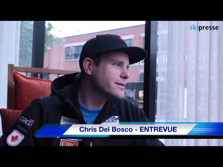 Chris Del Bosco – ENTREVUE