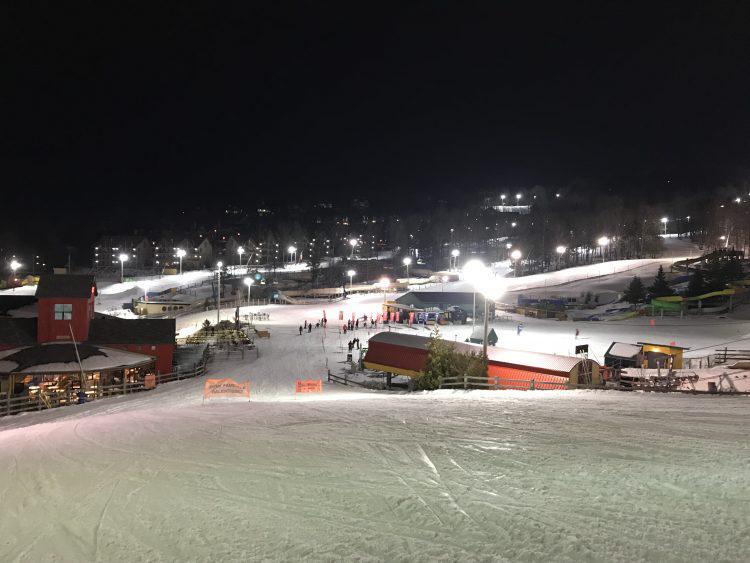 Ski Bromont – On y retourne encore et encore ! – 15 février 2018