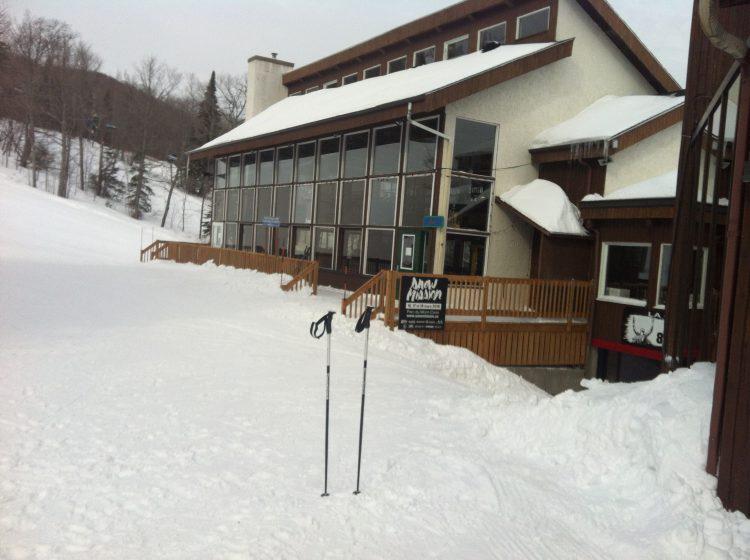 Parc Du Mont Comi 14 février 2018 température idéale