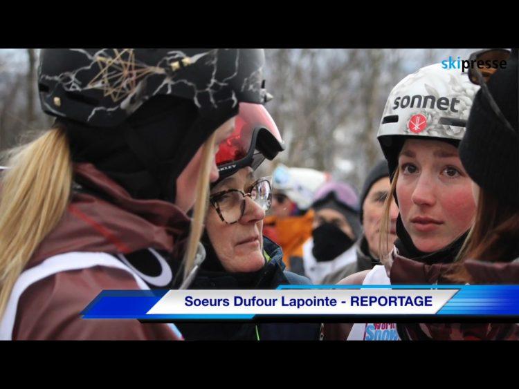 Soeurs Dufour Lapointe – REPORTAGE