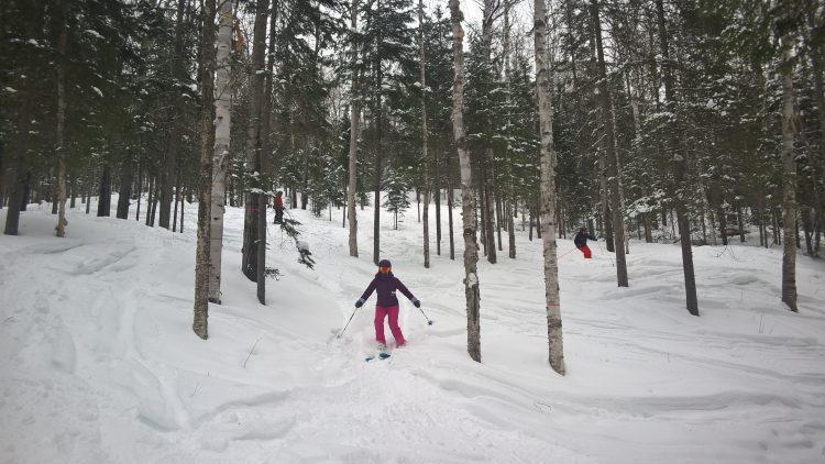 La Chouenneuse – Mont Grand-Fonds Charlevoix – 10 February 2018