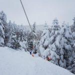 Sugarbush — 16 mars 2018 — Beaucoup de neige ! 40 pouces depuis mercredi !