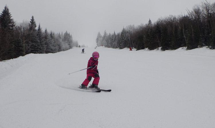 Massif de Charlevoix, Vive la relâche, 7 mars 2018