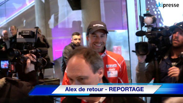 Alex de retour – REPORTAGE