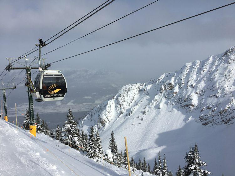 Kicking Horse Mountain Resort, B.C. – Un défi à relever ! – Jour 1 – 23 février 2018