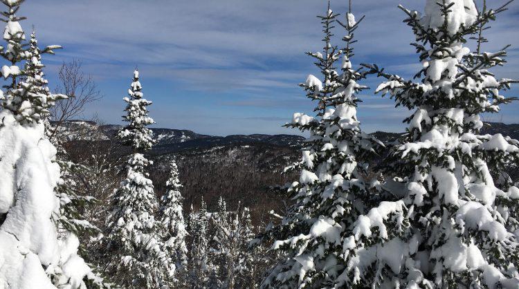 Mont-Édouard, Une montagne de plaisirs, 18 mars 2018