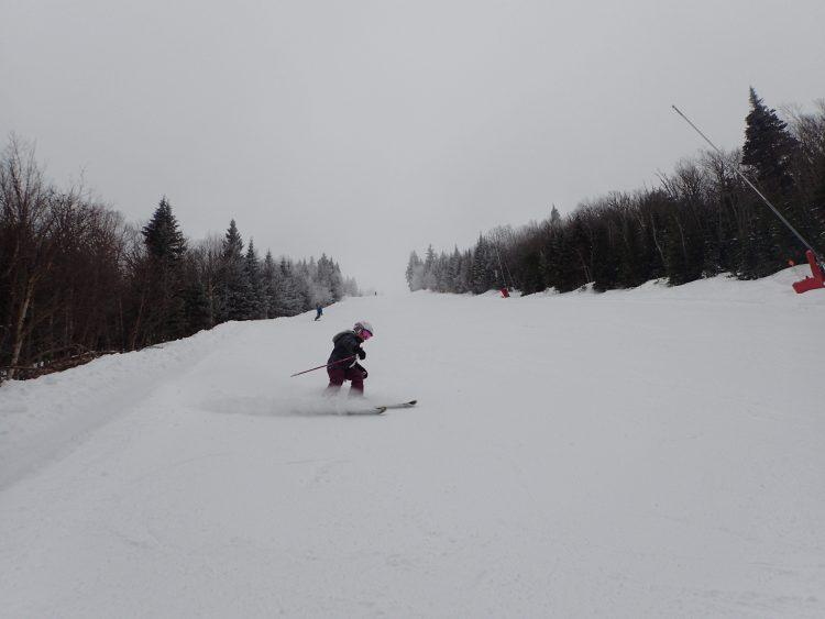 ski au massif