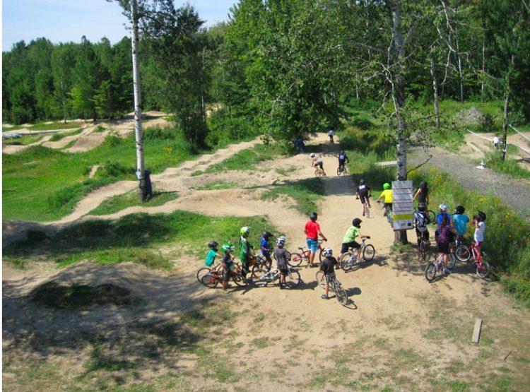 Camp de vélo cette été